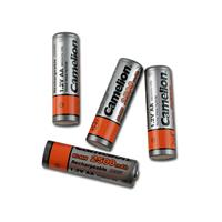 Pack of 4 AA batteries Ni-MH 1100mA , 1.2V
