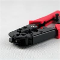 stabile Profizange  in kompakter Bauweise und ergonomischen Griff
