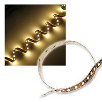 10cm SMD LED Streifen FLEXIBEL warm-weiß 3-Chip
