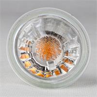 LED Leuchte MR16 mit 1 modernen 5W COB-Chip für sehr hohe Lichtintensität