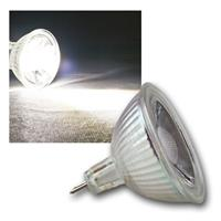 MR16 LED Strahler | H50 COB | Glas | daylight | 420lm | 5W
