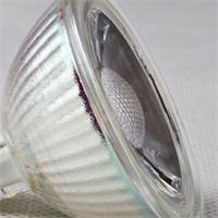 LED MR16 Energiesparleuchte COB mit dem Maß 50x59mm im Glasgehäuse (Halogenlook)