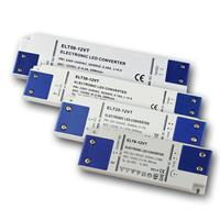 LED Super SlimLine-Trafos | 0,5-6/20/30/50W | 12V DC