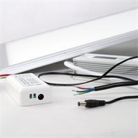LED Panel komplett mit LED Trafo zum direkten Anschluss an 230V