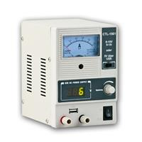 Laboratory power supply CTL-1501 adjustable | 0-15V/0-1A