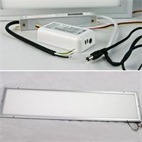 Die LED-Panele sind in 3 verschiedenen Größen erhältlich.