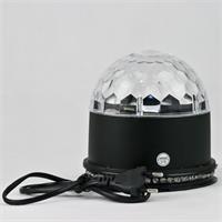 LED Spezialleuchte aus Kunststoff für tolle Partystimmung