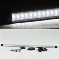 Unterbauleuchte LED dimmbar mit 30x 3528 LEDs und sehr hellen 260lm Lichtstrom