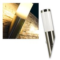 "Exterior wall light ""torch"" motion detector"