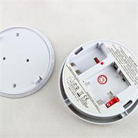 Koppelbarer Funk-Rauchmelder, EN14604