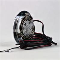 LED Strahler mit nur ca. 10mm Einbau-Tiefe ideal für Ihre Schrankwände/Küchenhängeschränke