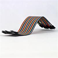flexible Steckverbinder - Stecker/Stecker - für Laborsteckboards