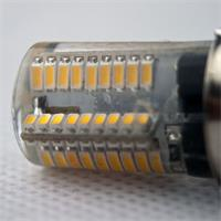 stromsparender LED Strahler mit Rund-um-Bestückung von 72 SMD-LEDs