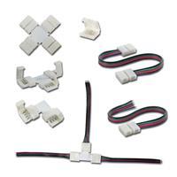 RGB Schnellverbinder EASY für SMD Stripes | 4-polig | 12V