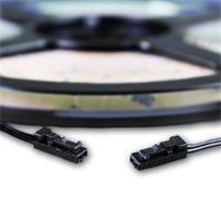 LED SMD flexibler Streifen auf Rolle mit Ministeckverbinder