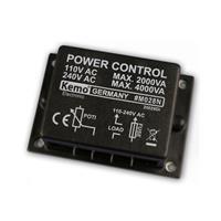 Leistungsregler 110 - 240 V/AC, 4000 VA Kemo M028N