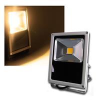 50W LED Fluter-Lampe warmweiß 3700lm, IP65, 230V