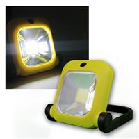 20W LED construction light, Li-Ion battery, 1600lm