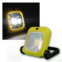 8W LED Baustrahler mit LiIon-Akku, 750lm, 4500K