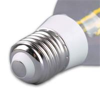 LED Glühbirne Decoline Filament mit Sockel E27 für 230V