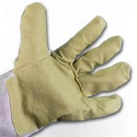 Schutzhandschuh erfüllt die Anforderungen nach DIN EN 388 und CAT II