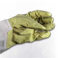 leicht gefütterter Montagehandschuhe mit Knöchel- und Pulsschutz