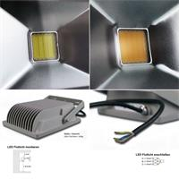 LED-Fluter in Ausführungen mit 15W, 35W oder 50W