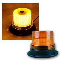 LED flashing beacon with 60 LEDs, 12 / 24V