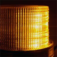 LED Signalleuchte mit Magnetfuß