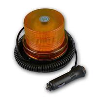 LED-Rundumleuchte zur Kennzeichnung von Gefahrenstellen