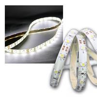 LED Lichtband 5m, SMD LEDs daylight, 12V, klebend