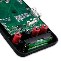 Messtechnik-Multimeter mit akustischer Durchgangsprüfer und Data Hold
