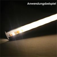 LED Kunststoff-Profil in verschiedenen Farben