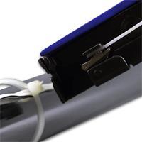 Zange mit einstellbarer Spannkraft zum Spannen und automatischen Schneiden
