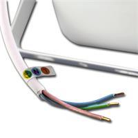 LED Flutlichtstrahler für direkten Anschluss an 230V