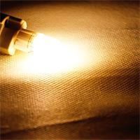 G9 LED Glühbirne mit 130lm Lichtstrom vergleichbar mit 14W Halogen