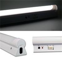 LED Notleuchte  mit matter Abdeckung für blendfreies Licht