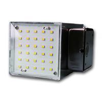 LED Leuchte mit 60 warmweißen SMD LEDs und 11W