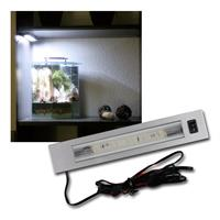LED Einbauleuchte | mit Schalter | 24V Dc | 5 SMD LEDs