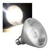 PAR38 reflector light | COB LED | daylight | 1000lm | E27