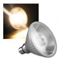 PAR38 reflector light | COB LED | warm white | 980lm | E27