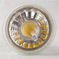 LED Leuchtmittel GU10 mit COB LED, nicht dimmbar