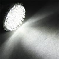 LED Leuchtmittel MR16 mit 150lm Lichtstrom und der Lichtfarbe pur weiß