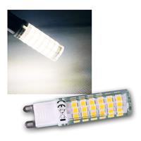LED Stiftsockel G9 neutral weiß 6W 550lm 4200k 330°