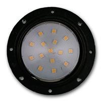 230V LED Bodeneinbaustrahler komplett mit GX-53 Spot und 220lm Lichtstrom