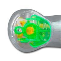 Seifenblasenpistole mit LED-Beleuchtung