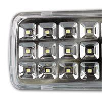 360lm Notbeleuchtung mit Lithium-Ionen-Akku