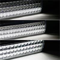 Fluchtwegleuchte mit zuschaltbaren LEDs