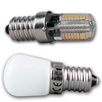 Die 2 oder 3W E14 Mini-Leuchtmittel sind als Kühlschranklampen geeignet
