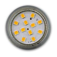LED Spot MR11 mit 12x leistungsstarken 2835 SMD LEDs